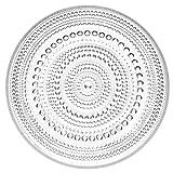 【正規輸入品】 iittala(イッタラ) Kastehelmi(カステヘルミ) プレート 17cm クリア 画像