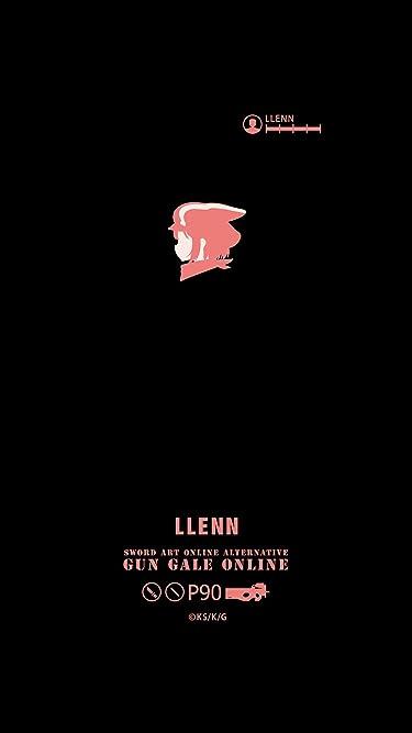 ソードアートオンライン  iPhone/Androidスマホ壁紙(1125×2001)-1 - オルタナティブ ガンゲイル・オンライン レンの横顔