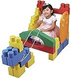 1歳には全身でブロック プレミアム ~乗って遊べる限定セット~