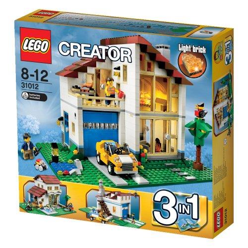 レゴ クリエイター・ファミリーハウス 31012