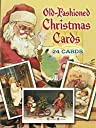 Old-Fashioned Christmas Cards: 24 Cards (Dover Postcards)