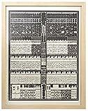 【軽量】最新番付表プレゼント!大相撲 相撲番付表額 木製フレーム ナチュラル◆自社工房製造・販売【静美洞オリジナル】 | お祝い ギフト プレゼント 観戦記念 |
