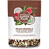 The Australian Superfood Co Paleo Granola - Cacao, Coconut Crunch, 320g