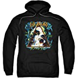 Popfunk Def Leppard 80s Rock Album Logo Pullover Hoodie Sweatshirt & Stickers