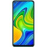 "Xiaomi HXM-N9-128-GRN-EU Redmi Note 9 Dual Sim Smartphone, 6.53"" LCD Display, 4GB RAM, 128GB ROM, Forest Green"