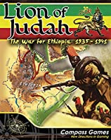 Cps : Lion of Judah、The War for Ethiopia、1935 – 1941 , Boardgame