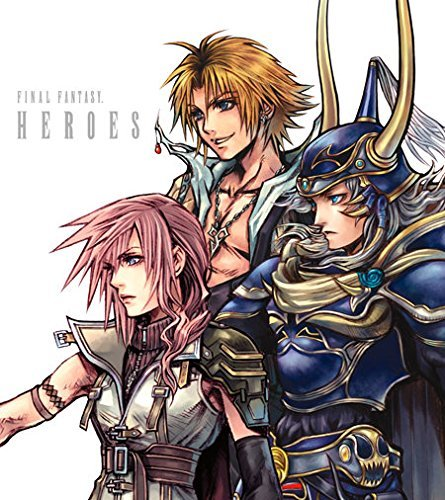 TGS2014 東京ゲームショウ2014 FINAL FANTASY HEROES スクエアエニック...