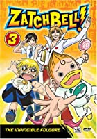 Zatch Bell 3: The Invincible Folgore [DVD] [Import]