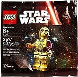 レゴ スターウォーズ 『フォースの覚醒』C-3PO ミニフィギュア [並行輸入品]