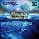 BERMUDA TRIANGLE : UNDERWATER PYRAMIDZ (CD)