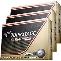 【3ダースセット】EXTRA DISTANCE ツアーステージ エクストラ ディスタンス ゴルフボール(36P)ホワイト