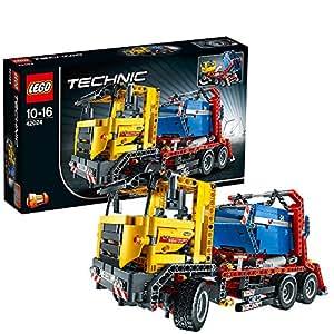 レゴ (LEGO) テクニック コンテナトラック 42024