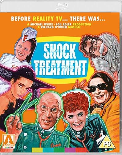 Shock Treatment [Region B] [Blu-ray]