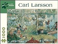 Carl Larsson - Crayfishing: 1,000 Piece Puzzle (Pomegranate Artpiece Puzzle)