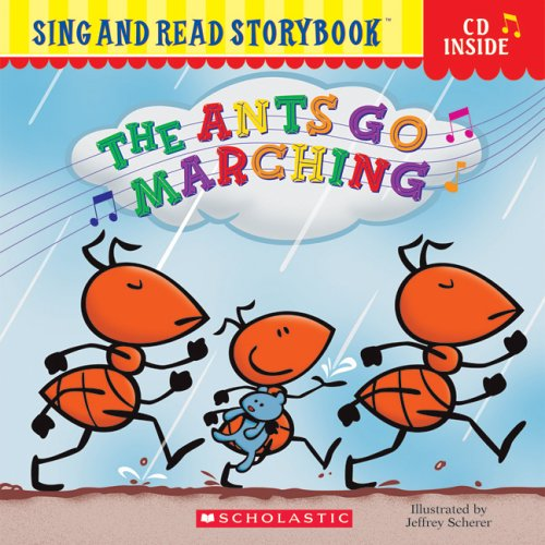 The Ants Go Marching (Sing and Read Storybook (Book & CD))の詳細を見る