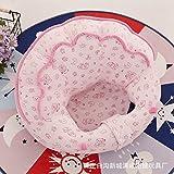 Liebeye ベビーチェア ベビーソファー ローチェア お座り練習チェア 4ヶ月~12ヶ月 ソフト チェア ベビー用 子供用ソファー ふわふわ ぬいぐるみチェア 安定感 可愛い ピンク