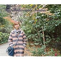 The Fashionable seasons: 西永京子 写真集 (English Edition)