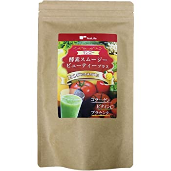 酵素スムージー ビューティープラス マンゴー味 31包