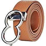 BL10 Leather Icon Belt - Tan