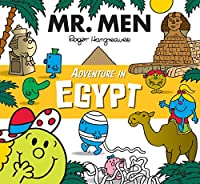 MR Men Adventure in Egypt (Mr. Men and Little Miss Adventures)