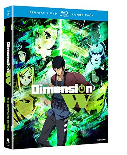 Dimension W: Season One (Blu-ray/DVD Combo)