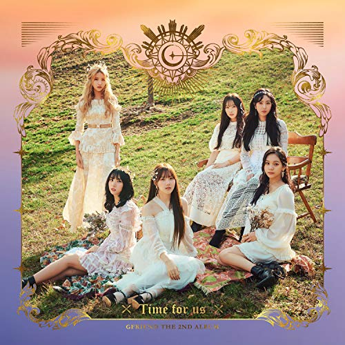 Gfriend The 2nd Album 'Time Fo...