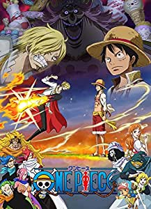 ONE PIECE ワンピース 19THシーズン ホールケーキアイランド編 piece.13 DVD
