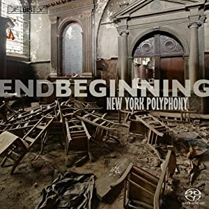 私の終りは私の始まり (ENDBEGINNING / New York Polyphony) [SACD Hybrid] [輸入盤]