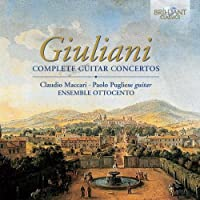 ジュリアーニ:ギター協奏曲全集(2枚組)/Giuliani: Complete Guiter Concertos