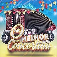 O Melhor Da Concertina - Varios Artistas [CD] 2017