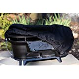 Lodge A1410 Sportsman's Grill Cover, Black
