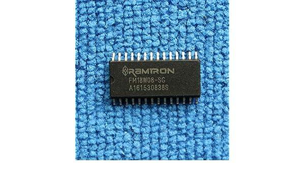 1pcs FM18W08-SG F-RAM 256Kb 70ns 32K x 8 Parallel FRAM SOP-28