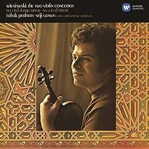 ヴィエニャフスキ:ヴァイオリン協奏曲第1番、第2番(2015リマスター)
