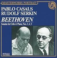 Cello Sonatas 3-5