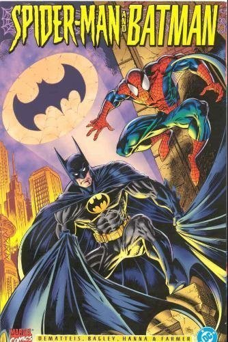 Download Spider-Man and Batman (Disordered Minds) by J. M DeMatteis (1995-08-02) 0785101926