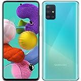"""Samsung Galaxy A51 (128GB, 4GB) 6.5"""", 48MP Quad Camera, Dual SIM GSM Unlocked A515F/DS- Global 4G LTE International Model - P"""