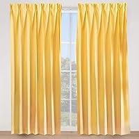 アイリスプラザ 遮光 カーテン 遮光1級 UVカット 断熱 保温 2枚組 洗える 洗濯機対応 選べる7色 幅100cm…