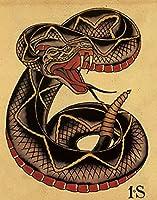 Sailor Jerry Tattooアート14x 11写真印刷