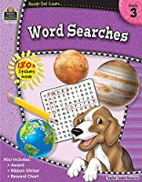 Word Searches, Grade 3 (Ready Set Learn)