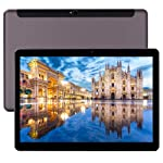4G LTE Android 8.0, 10.1 Zoll Tablet-PC,Deca Core CPU, 6GB RAM, 64GB eMMC, 1920x1200 IPS HD, Dual-SIM Phone Call,5+12MP...