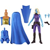 Marvel Legends Series 6-inch Scale Action Figure Toy Heist Nebula, Includes Premium Design, 1 Accessory, and 2 Build-a-Figure