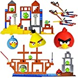 K'Nex Angry Birds Grillin and Chillin & All Hams On Deck Value Pack with 2 Bonus Characters! LYSB014GFGS0K-TOYS