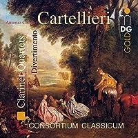 Cartellieri:Clarinet Quartets