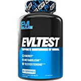 Evlution Nutrition Testosterone Booster EVL Test Training and Recovery Amplifier For Men, Supports Natural Testosterone Level