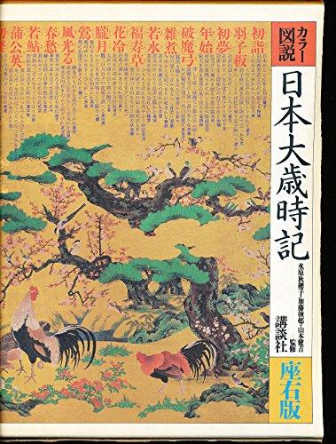 カラー図説 日本大歳時記 座右版の詳細を見る