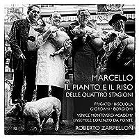 Benedetto Marcello: Il Pianto e il Riso by Mauro Borgioni (2015-05-03)