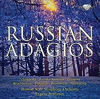 Russian Adagios - Music by Tchaikovsky; Rimsky-Korsakov; Glazunov; Khachaturian; Prokofiev; Khrennikov; Miaskovsky by Russian State Orchestra (2011-11-10)