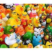 2 Rubber Duck Assortment : package of 100 by Rhode Island Novelty