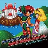 Rom Cassette Disc In NAMCO BANDAI Games Inc.-メガドライブ編 vol.1