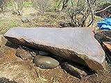 沓脱石 天然石